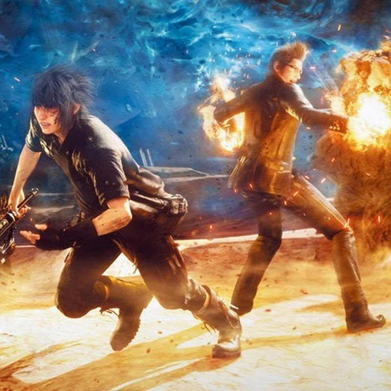 FINAL FANTASY XV se encuentra completo en estado pre-Beta