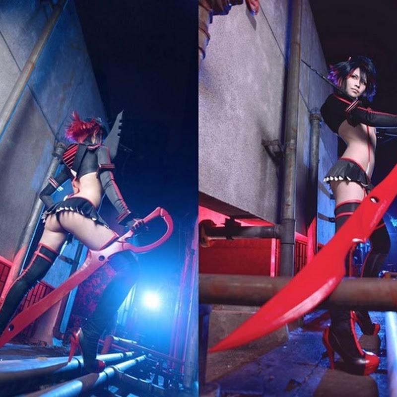 Matoi Ryuuko de Kill la Kill – cosplay