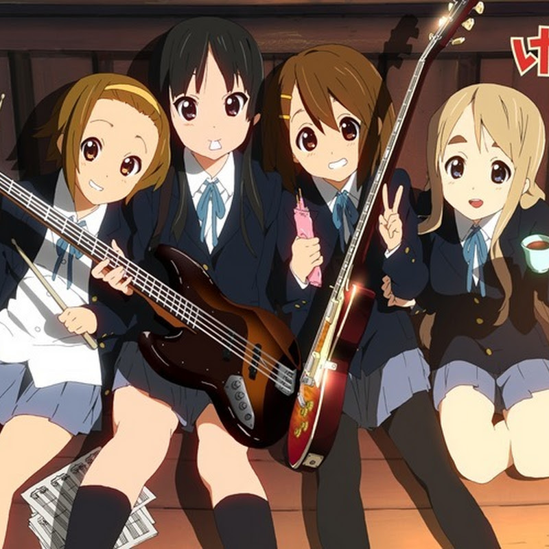 Los 20 mejores Animes musicales