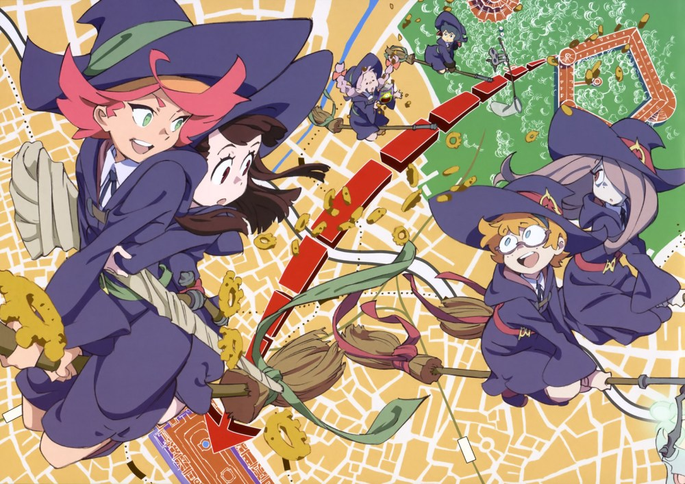 Little Witch Academia – opening del anime