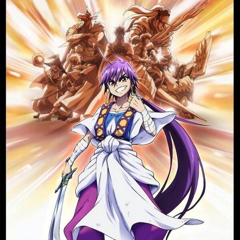 "Manga de ""Magi: Sinbad no Bouken"" vendrá con un OVA"