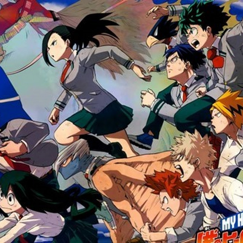Vigilante -Boku no Hero Academia ILLEGALS- (manga spinoff)