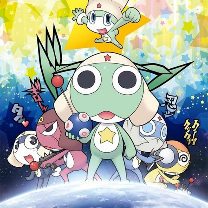 """Keroro"" – trailer para la nueva serie de anime"