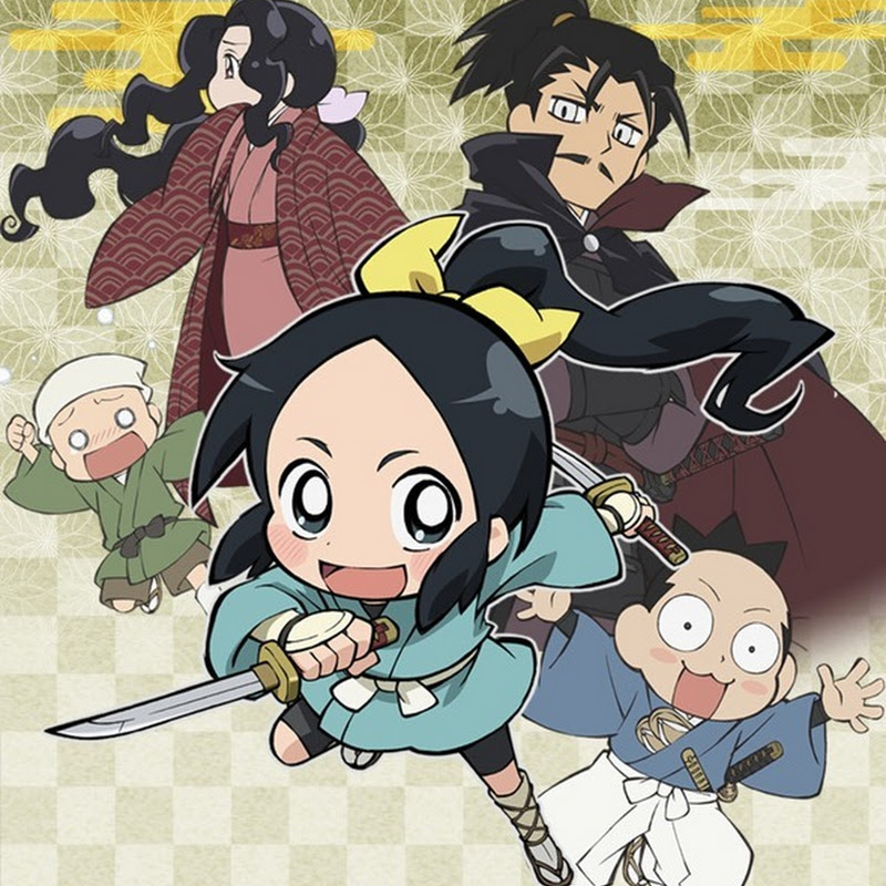 Nobunaga no Shinobi se estrena en octubre (anime)