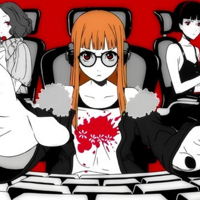 Fechas para el anime y el manga de Persona 5