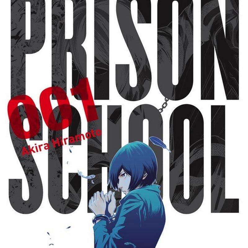 Fukukaichou wa Ganbaru – nuevo manga spinoff de Prison School