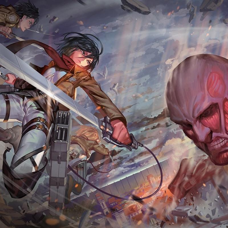 Shingeki no Kyojin vende más de 30 millones de volúmenes de manga