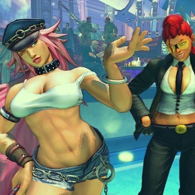 """Street Fighter anunciará nuevo juego """"pronto"""""""