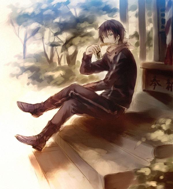 """El manga de """"Noragami"""" será adaptado al anime"""