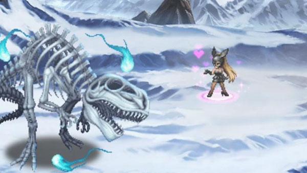 Ariana Grande en Final Fantasy: Brave Exvius