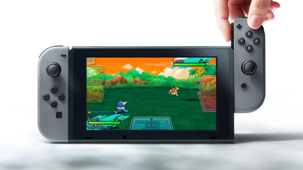 Pokémon tendrá un RPG para Nintendo Switch