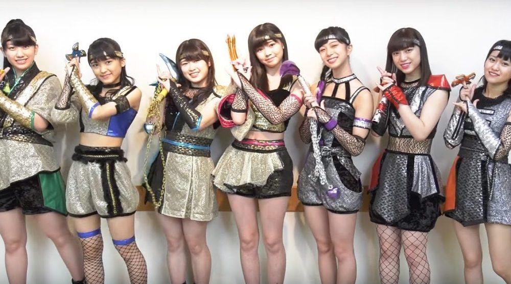 Kobushi Factory – entrevista con MAiDiGi TV oir JK Ninja Girls
