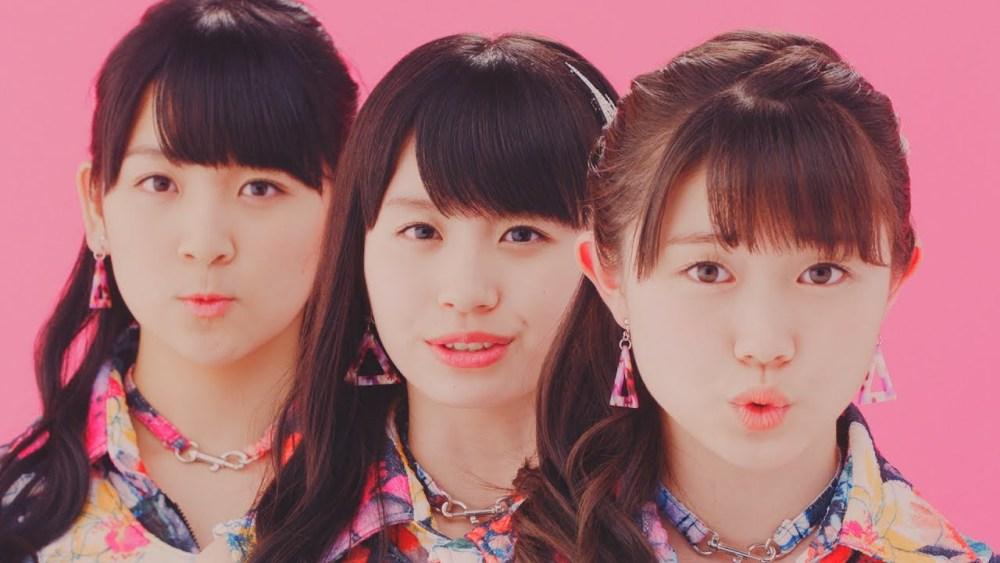Tsubaki Factory – Waratte (video musical)