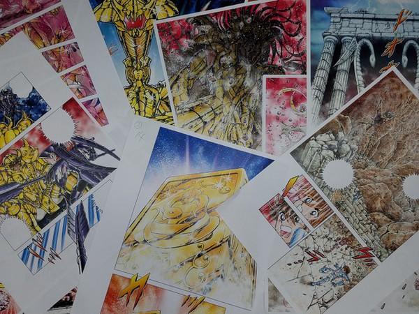 El manga Saint Seiya Next Dimension regresa en septiembre