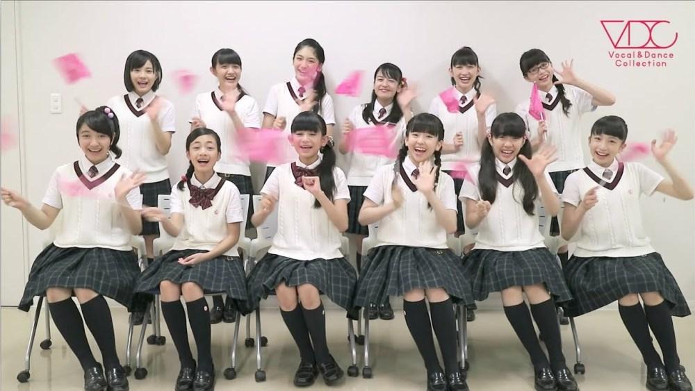 Sakura Gakuin - video comentario sobre el Tokyo Idol Festival 2017