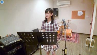 Kawamura Ayano (川村文乃) - voice trainning - 01