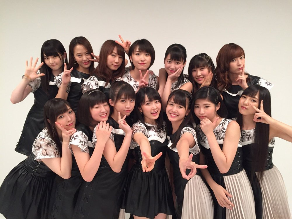 "Morning Musume - ""15 Thank you, too"" nuevo álbum en diciembre - main visual"