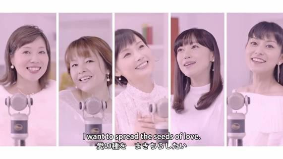 モーニング娘。20th『愛の種』(20th Anniversary Ver.)(Morning Musume。20th[Seeds of Love])(ショートVer.)-screenshot