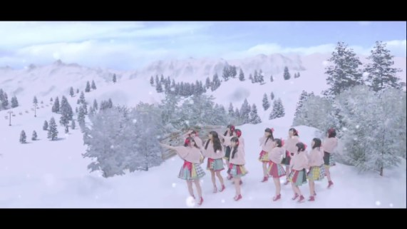 Niji no Conquistador - Futari no Spur (video musical)_006