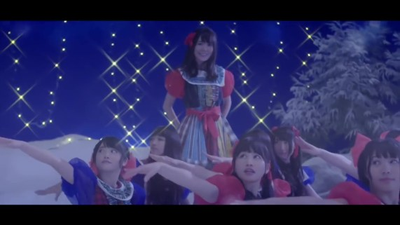 Niji no Conquistador - Futari no Spur (video musical)_035