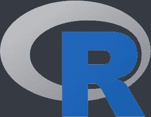 R programming logo data science programming