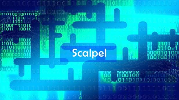 scalpel file carving tool
