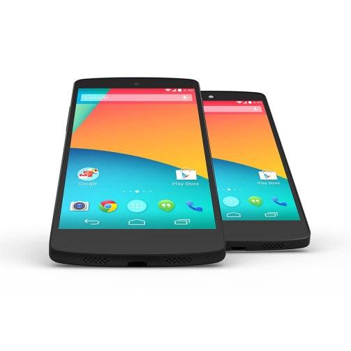 The new Google Nexus 5 Photos and Videos