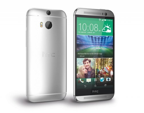 HTC Launches its One M8 Eye Smartphone. (12)