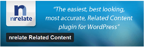 nrelate related content related posts plugins