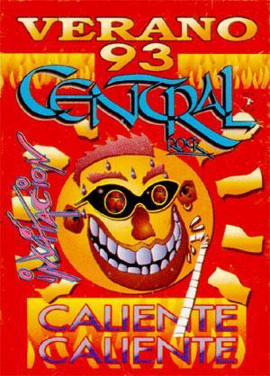 Central Rock Verano 93