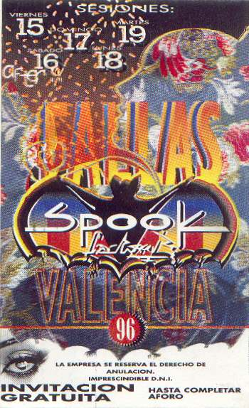 pook Factory Fallas 96