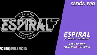 session_pro_espiral_l´eliana_valencia_-_abril_1992