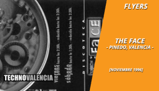 flyers_the_face_-_pinedo_noviembre_1996