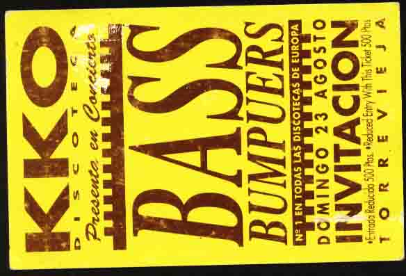 KKO bass bumpers A copia