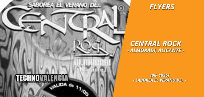 flyers_central_rock_almoradi_alicante_-_06_1996_saborea_el_verano_de