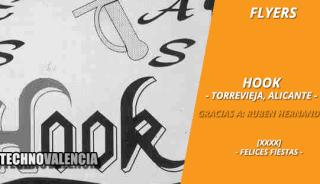 flyers_hook_torrevieja_alicante_xxxx_felices_fiestas_ruben_hernandez
