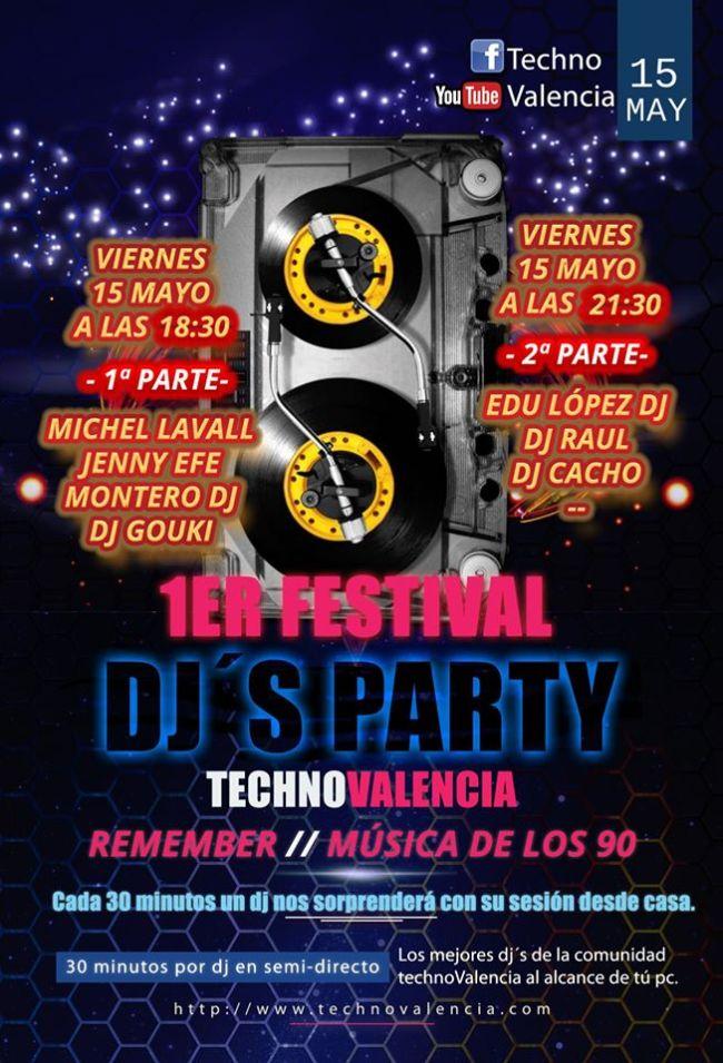 1er_festival_-_dj´s_party_techno_valencia _live_redes_sociales__15_mayo_2020