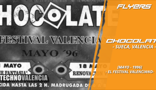 flyers_chocolate_-_mayo_1996_el_festival_valenciano