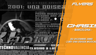 flyers_chasis_barcelona_-_2_diciembre_2000_2001_una_odisea_musical