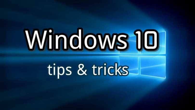 Windows-10-Tricks
