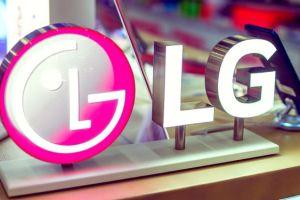 LG Tble display