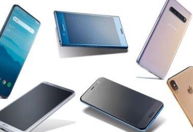 Smartphones classification terms