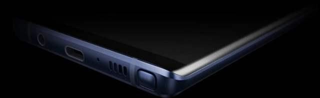 Samsung Galaxy Note9 flagship smartphone