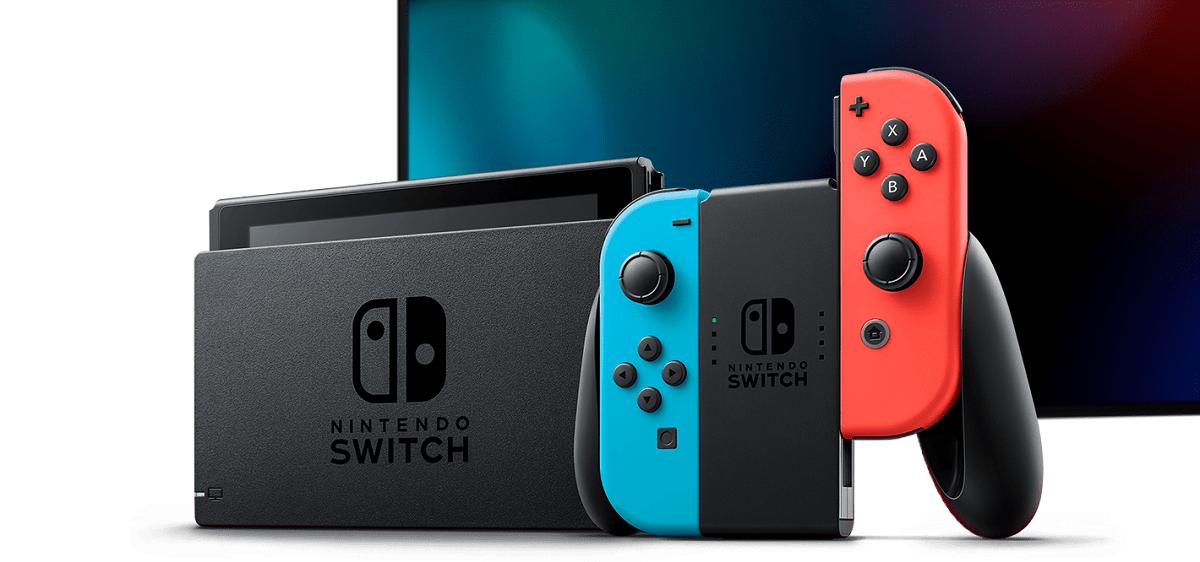 Nintendo Switch consoles