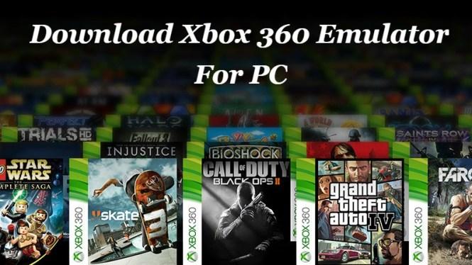 Download Xbox 360 Emulator for PC Windows