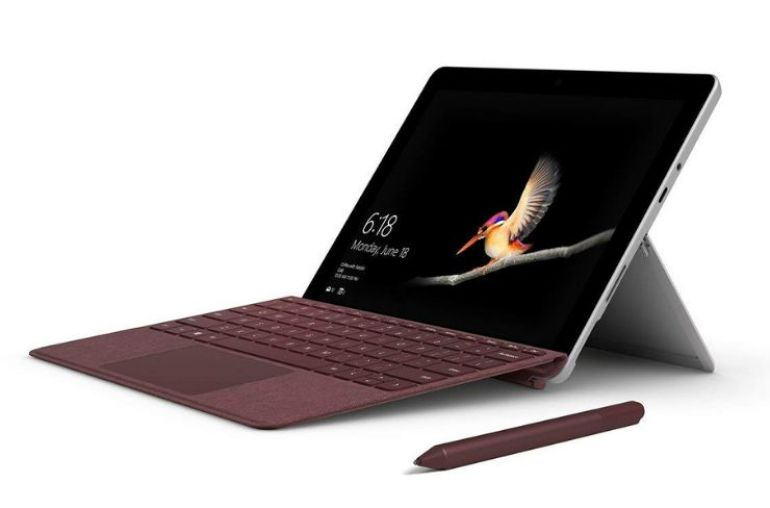 Microsoft Surface Go - best laptops for college students