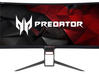 Acer Predator Z35P Ultra-Wide Curved Monitor