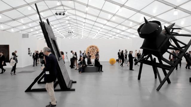 exhibition in newyork