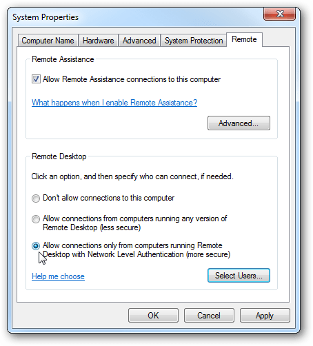 How to access any computer from yours using remote desktop (1)