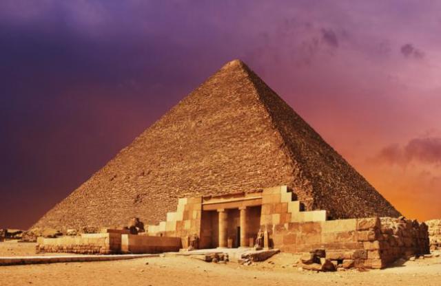 great pyramid og giza